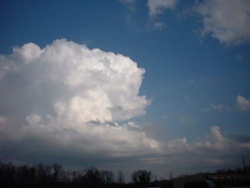 Vývoj oblakov